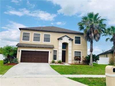 Orlando Single Family Home For Sale: 2813 Village Pine Terrace