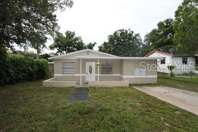 Apopka Single Family Home For Sale: 4 W Ella J Gilmore Street