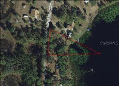 Winter Garden Residential Lots & Land For Sale: Lake Hickory Nut Dr