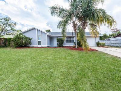 Deltona Single Family Home For Sale: 592 Eldron Avenue