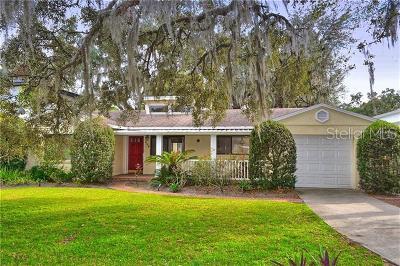 Winter Park Single Family Home For Sale: 176 E Lake Sue Avenue