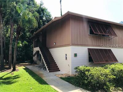 Deltona Condo For Sale: 180 Magnolia Woods Court #17D