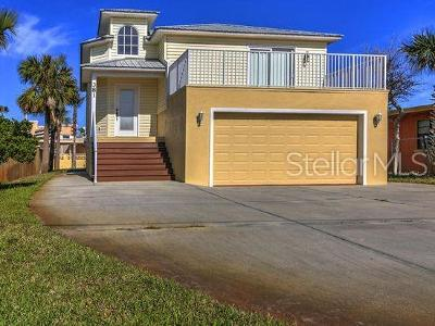 Daytona, Daytona Beach, Daytona Beach Shores, De Leon Springs, Flagler Beach Single Family Home For Sale: 381 Boylston Avenue
