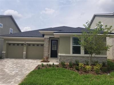 Winter Garden Single Family Home For Sale: 16591 Wingspread Loop