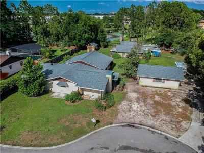 Orlando Single Family Home For Sale: 3215 Albert Street