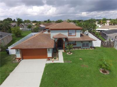 Orlando Single Family Home For Sale: 1734 Wood Violet Drive