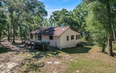 Umatilla Single Family Home For Sale: 26980 SE 166th Street