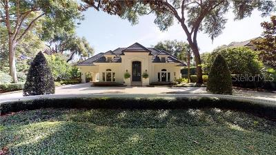 Winter Park Single Family Home For Sale: 1260 Alabama Drive