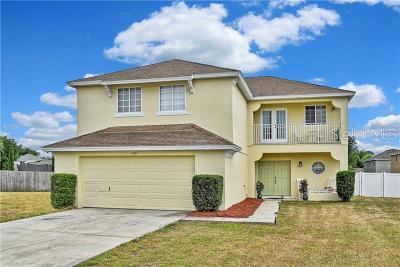 Deltona Single Family Home For Sale: 709 Warrington Terrace