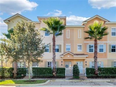 Lake Mary Townhouse For Sale: 755 Greybull Run