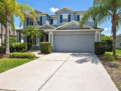 Mount Dora Single Family Home For Sale: 6214 Beldon Drive