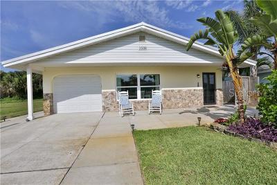 New Smyrna Beach, Daytona Beach, Cocoa Beach Single Family Home For Sale: 1508 Beacon Street