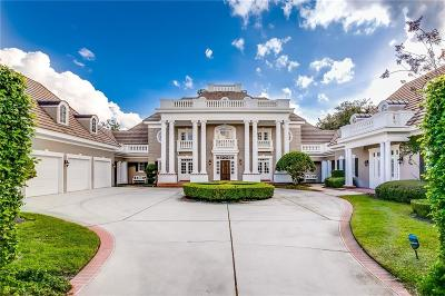 Longwood Single Family Home For Sale: 2225 Alaqua Drive