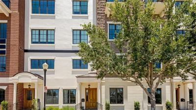 Winter Park Townhouse For Sale: 375 W Welbourne Avenue #107