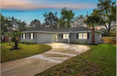 Apopka Single Family Home For Sale: 3019 Windchime Circle W
