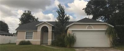 Deltona Single Family Home For Sale: 2968 Estill Street
