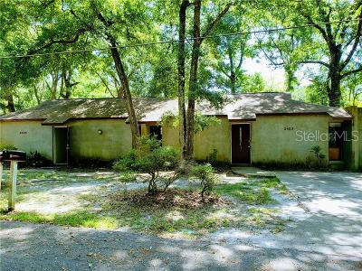 Ocala Multi Family Home For Sale: 322 NW 25th Street