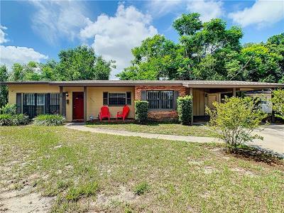 Single Family Home For Sale: 4600 Larado Place