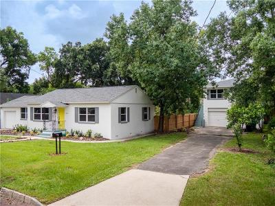 Orlando Single Family Home For Sale: 1500 Minnesota Street