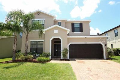 Orlando Single Family Home For Sale: 1057 Fountain Coin Loop