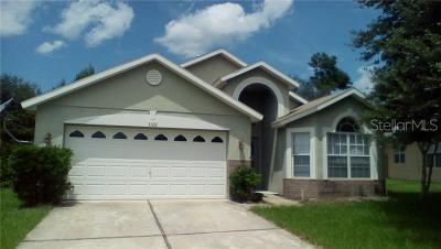 Deltona Single Family Home For Sale: 3122 Wood Rose Way