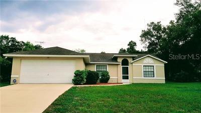 Orange City Single Family Home For Sale: 485 S Cedar Avenue