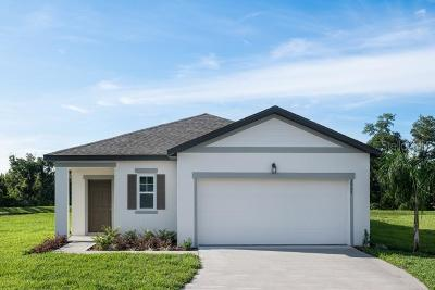 Volusia County Single Family Home For Sale: 3006 Trubs Trace