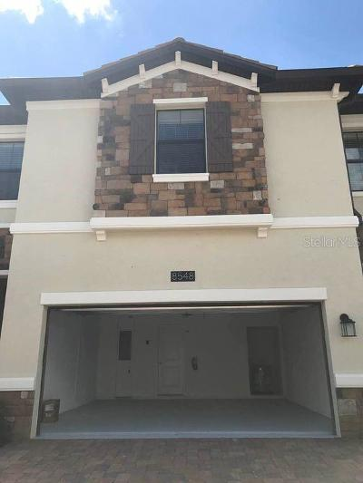Davenport Townhouse For Sale: 8548 Zoeller Hills Drive