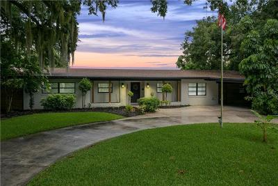 Orlando FL Single Family Home For Sale: $525,000