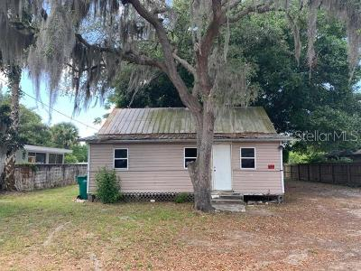 eustis Single Family Home For Sale