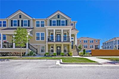 Winter Springs Townhouse For Sale: 1089 Clifton Springs Lane