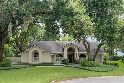 Windermere Single Family Home For Sale: 9842 Quail Cove Court