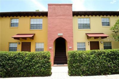 Orlando Condo For Sale: 1529 Catherine Street #32