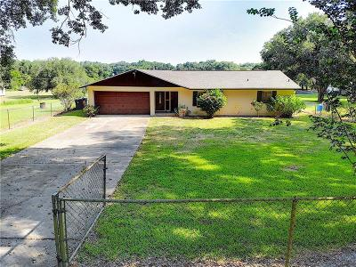 Apopka Single Family Home For Sale: 2405 Boy Scout Road