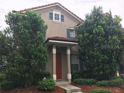 Kissimmee Townhouse For Sale: 3169 Via Otero Drive