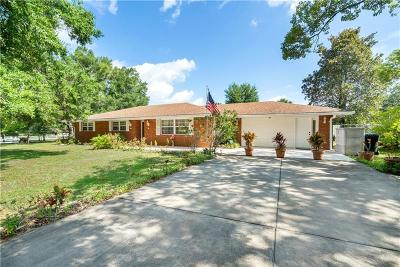 Orlando Single Family Home For Sale: 15077 Lake Pickett Road