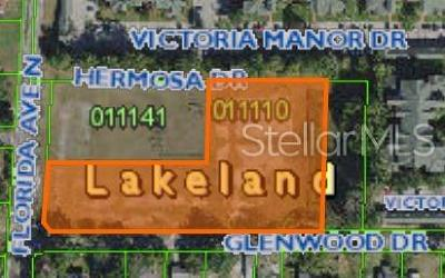 Lakeland Residential Lots & Land For Sale: 3601 Florida Ave N