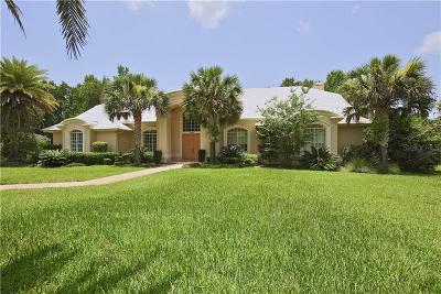 Sanford Single Family Home For Sale: 2493 River Tree Circle