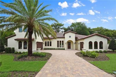 Winter Park Single Family Home For Sale: 1560 Cardinal Court