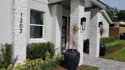 Winter Park Single Family Home For Sale: 1205 Via Del Mar