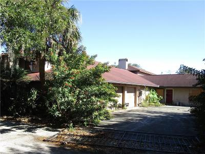 Lakeland Single Family Home For Sale: 741 N Combee Road