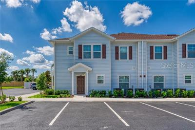 Kissimmee Townhouse For Sale: 3210 Cupid Place