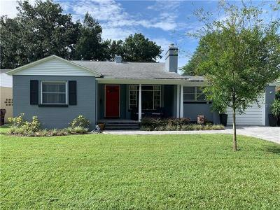 Orlando Single Family Home For Sale: 2024 Anderson Place