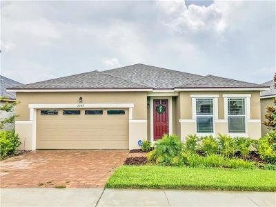 Deland  Single Family Home For Sale: 2359 Regency Park Drive