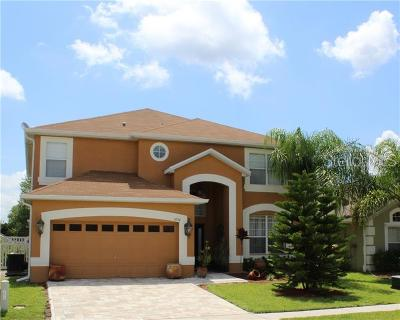 Orlando Single Family Home For Sale: 1056 Willow Branch Drive