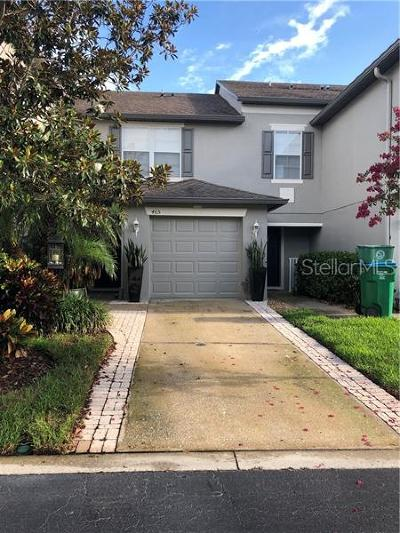 Winter Springs Townhouse For Sale: 465 Tradition Lane