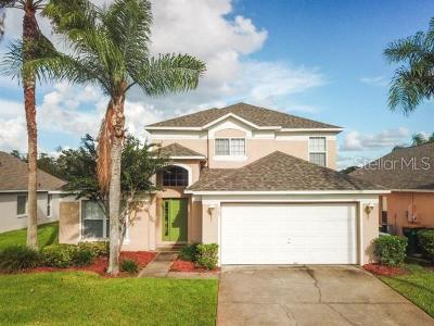 Kissimmee Single Family Home For Sale: 969 Lake Berkley Drive