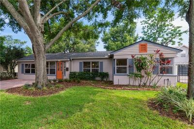 Orlando Single Family Home For Sale: 803 Silver Drive