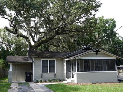 Orlando Single Family Home For Sale: 1000 Montana Street