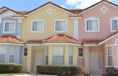 Kissimmee Townhouse For Sale: 4707 Hemingway House Street